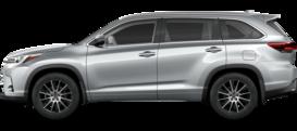 Toyota Highlander 3.5 AT (249 Л.С.) 4WD Престиж